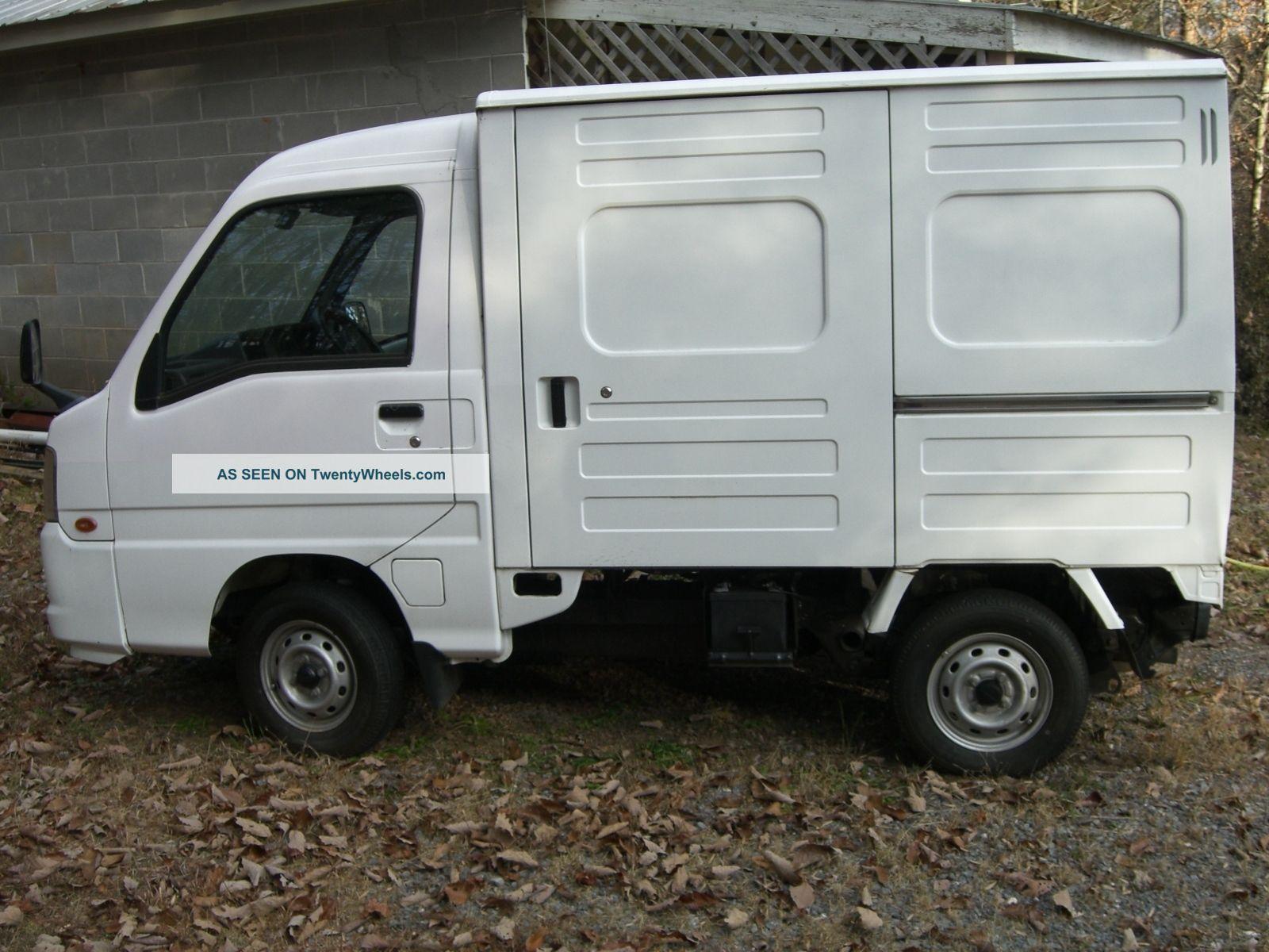 Subaru small pickup trucks autos post for Small car motors carson city nv