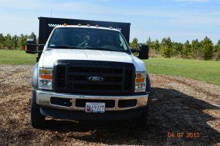 2010 Ford Xl F - 550 4x2 165wb