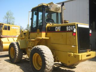 Cat 924f Wheel Loader photo