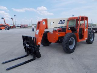 2005 Jlg G9 - 43a Telescopic Telehandler Forklift Lift 9000 Lb Cap Air Boss Tires photo