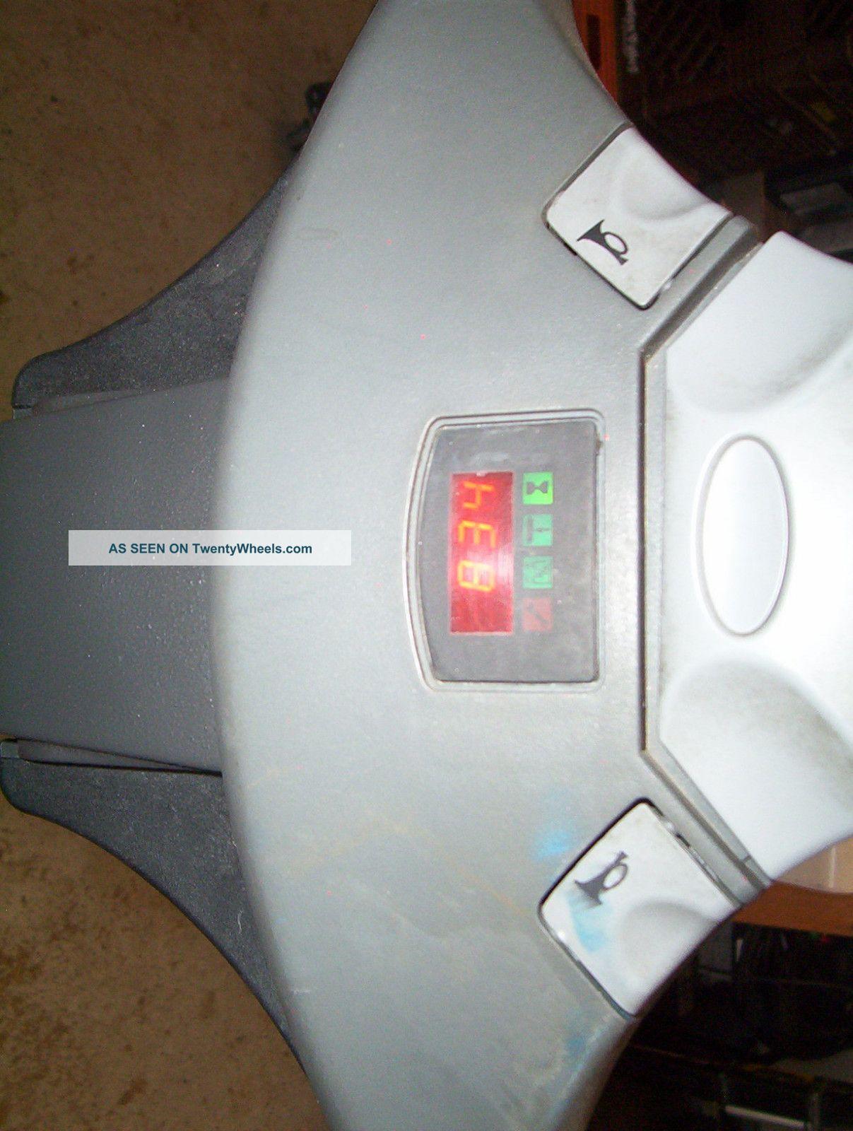 raymond 102t f45l electric pallet jack manual