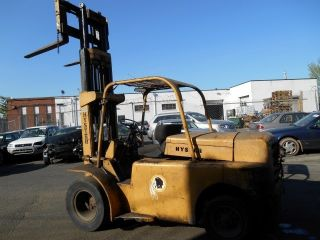 Hyster Forklifts 6 Cilinder photo