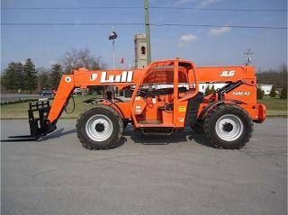 2006 Lull 644e - 42 Telescopic Forklift Telehandler Genie Skytrak Jlg Reach Fork photo