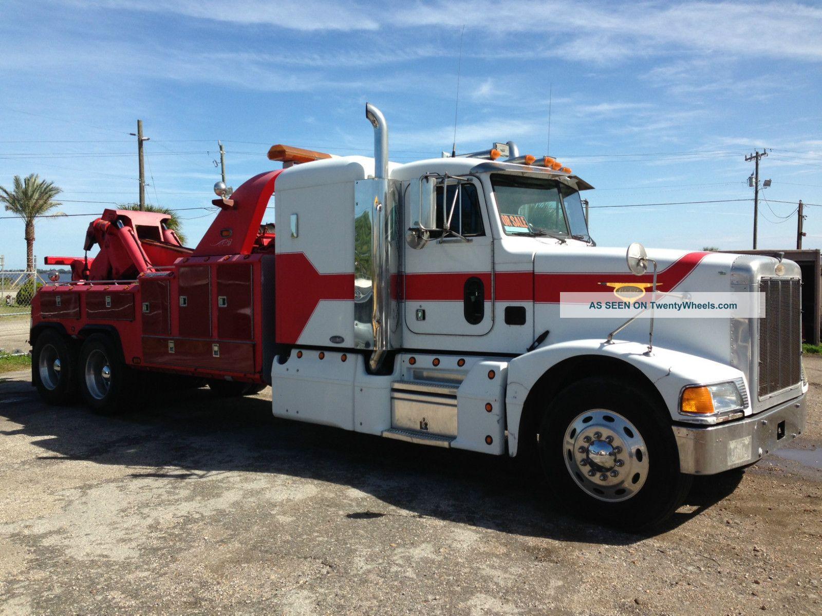 Tractor Challenger 377 : Peterbilt