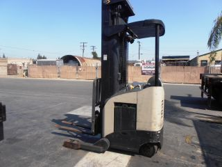 Crown Electric Stand Up Forklift 5200 Series photo