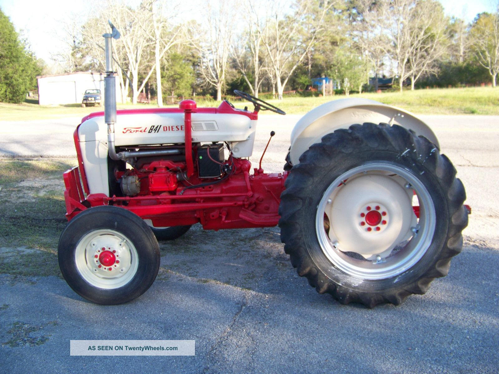 841 Ford Tractor Other photo