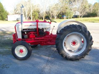841 Ford Tractor photo