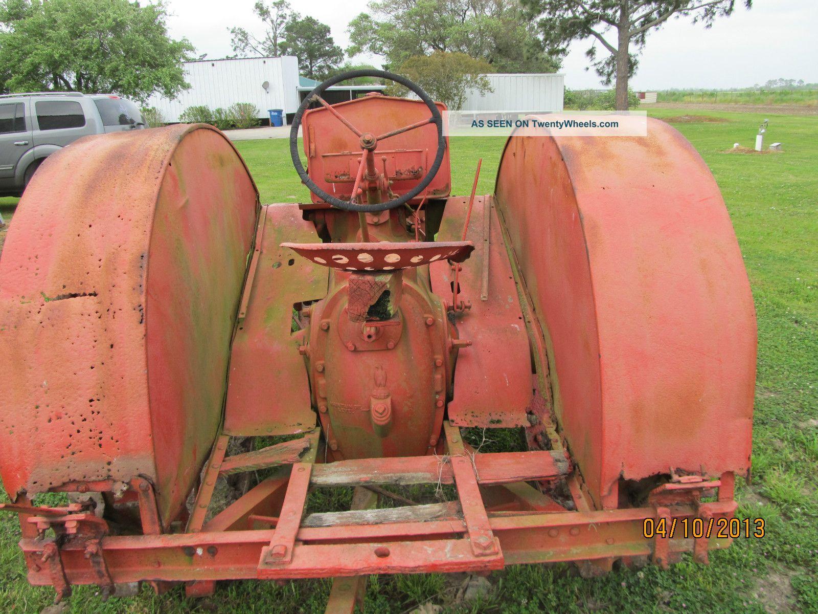 Case Model L Antique Tractor S Vintage Old Farm Equipment S Lgw