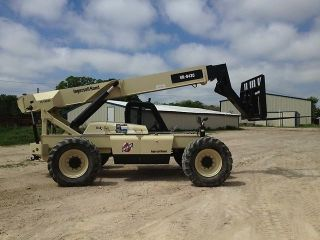 2004 Ingersoll Rand Vr - 843c Enclosed Cab Telescopic Forklift photo