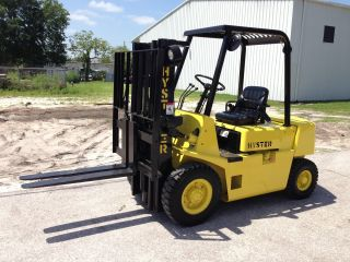 1983 Hyster H40xl Forklift photo