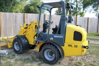 2008 Wacker Neuson Wl 30 - Wheel Loader photo