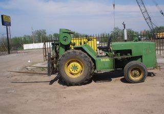 6000lb Kd Rough Terrain Forklift photo