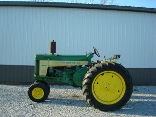 1959 John Deere 730 Diesel Es photo