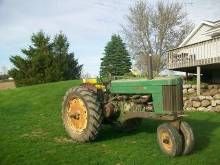 1954 John Deere 60 Tractor 800/801 Three Point Hitch Owner photo