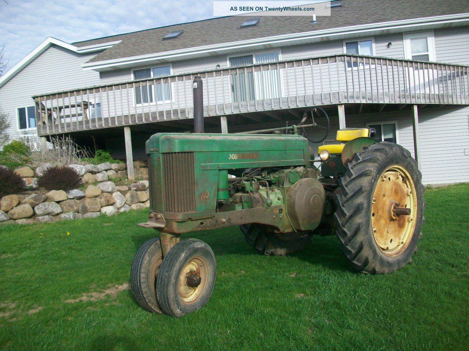 Three Point Hitch John Deere 60 : John deere tractor three point hitch owner