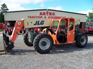 2005 Jlg G9 - 43a Telescopic Forklift - Loader Lift Tractor - 9000 Lbs Capacity photo