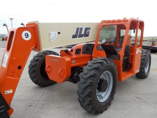 2005 Jlg G9 - 43a Telescopic Telehandler Forklift Lift 9000 Lb Capacity Foam Fill photo