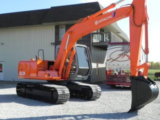 Hitachi Ex120 6700 Hours photo