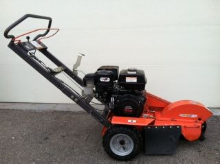 Husqvarna Bluebird Sg13 Stump Grinder photo