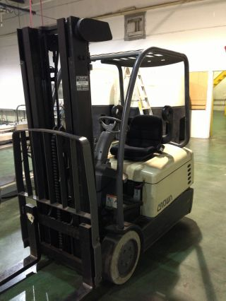 Crown Forklift Sc4040 - 35 photo