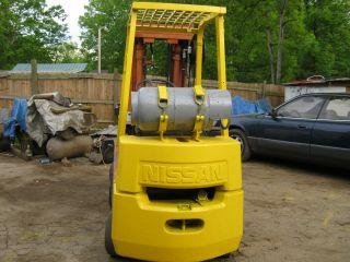 Nissan Forklift photo