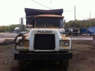 1981 Mack Dm600 photo