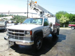 2000 Chevrolet 3500 Duelly photo