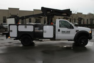 2008 Ford F - 550 Duty Automatic photo
