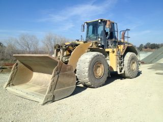 Caterpillar 980g Wheel Loader photo