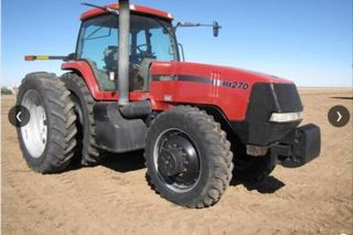 2001 Case Ih Mx270 Tractor photo