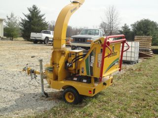 2007 Vermeer Bc600xl Brush Chipper.  171 Hours,  Works Good photo