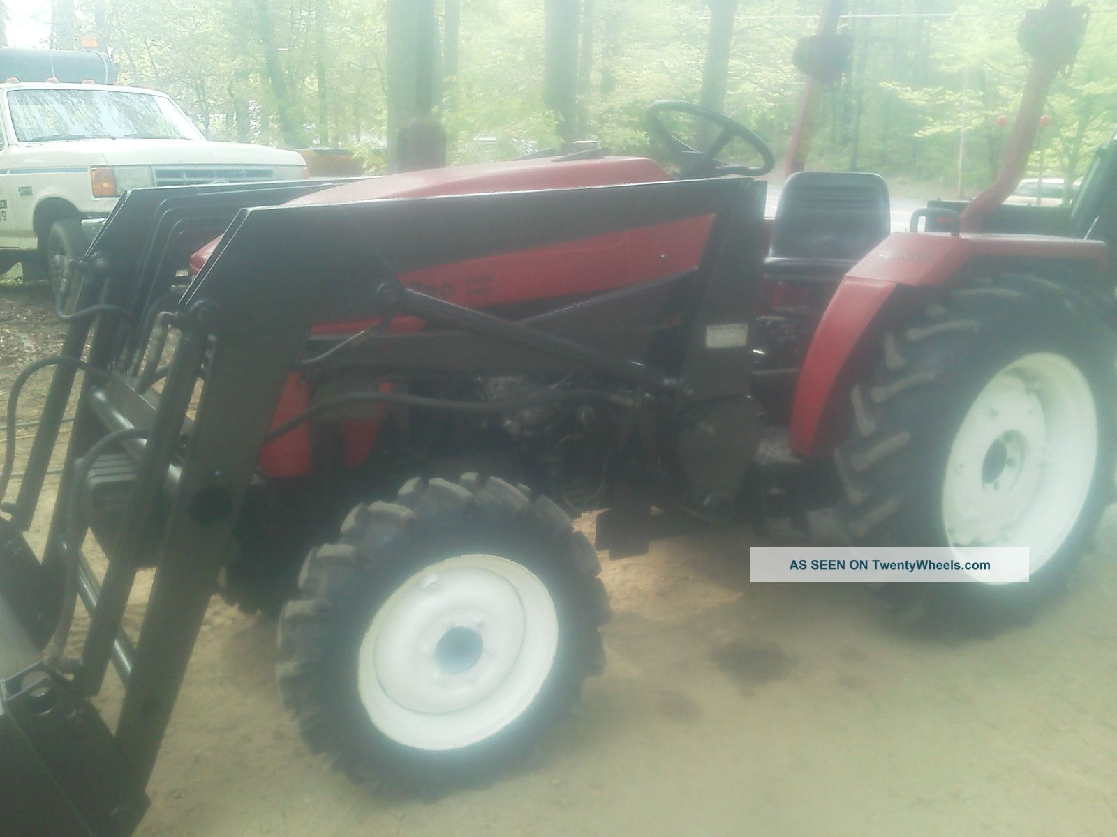 2425 Farm Pro Tractor Parts : Farm pro tractor lookup beforebuying