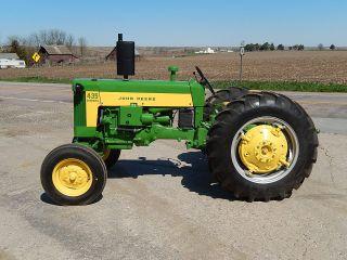 John Deere 435 Diesel - - Totally Restored - - Tractor photo