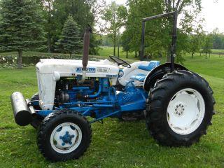 Ford 4000 Tractor - Elenco - 4x4 photo