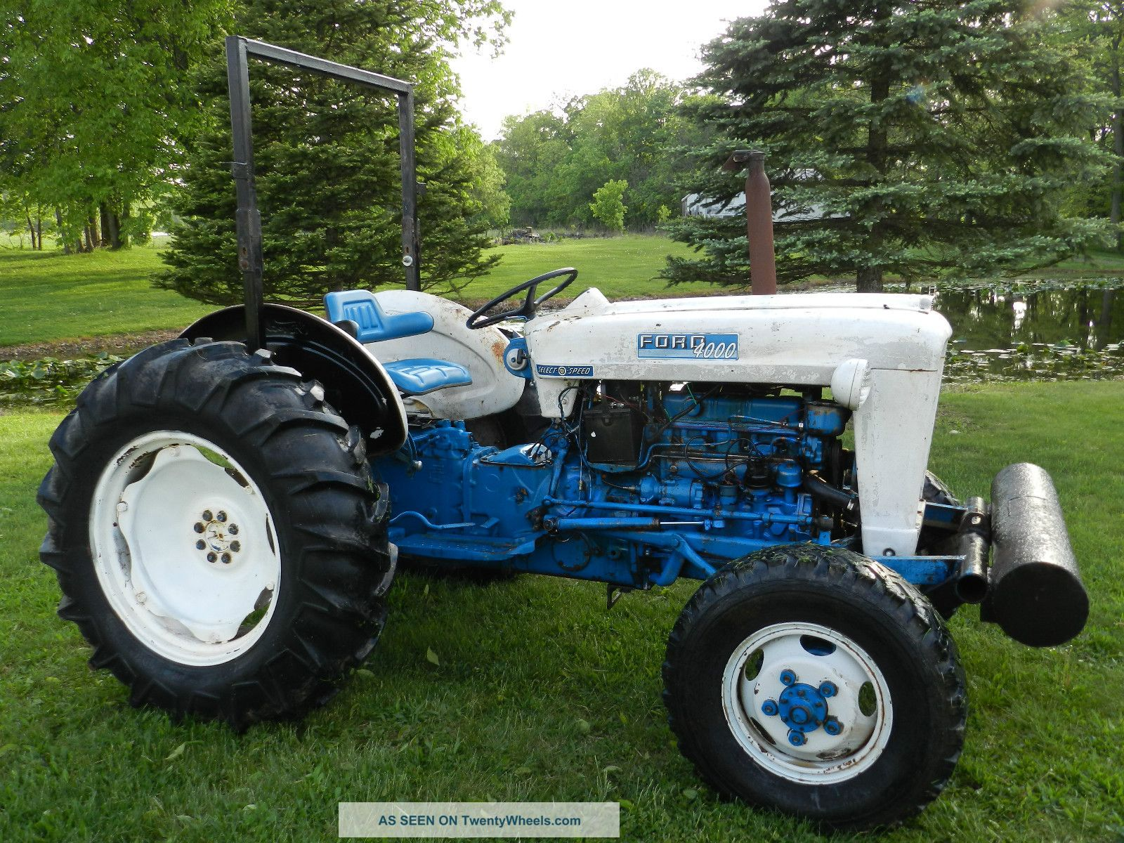 further  together with 12SI INTO EXTERNAL REG CHEVY W HORN RELAY1 additionally  also  likewise  furthermore  moreover 1960 ford 861 tractor fully restored 2 lgw additionally  further s l1000 together with . on 1962 ford 4000 tractor wiring diagram