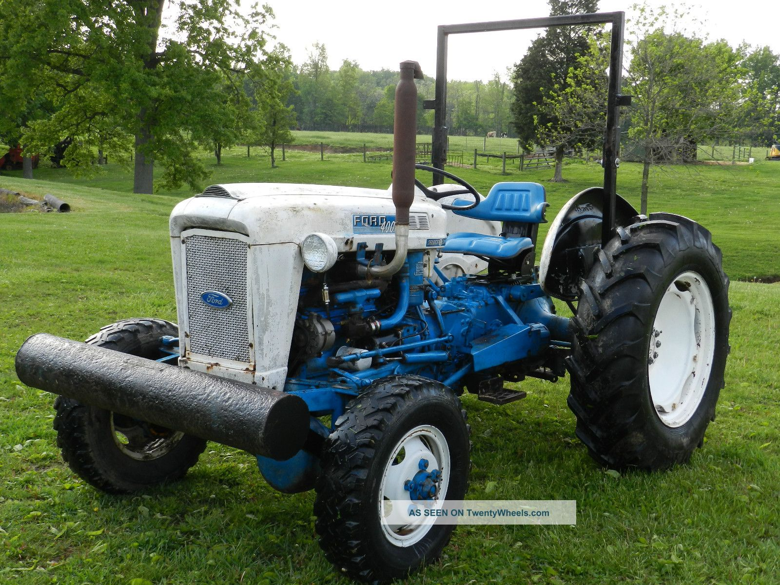 Ford Tractor Wallpaper Ford 4000 Tractor Elenco