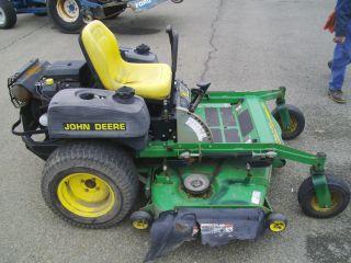 2001 John Deere M665 Zero Turn Mower - Not Currently Running photo