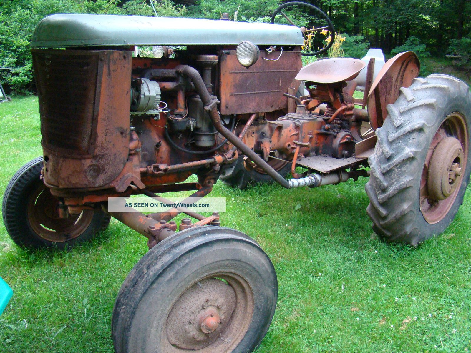similiar case vac wide front keywords 1954 case vac farm tractor runs wide front w tail plow antique