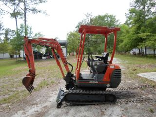 Kubota Kx41 - 2v Excavtor Series/1317 Hrs. photo