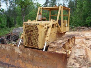 Caterpillar D6c Bulldozer photo