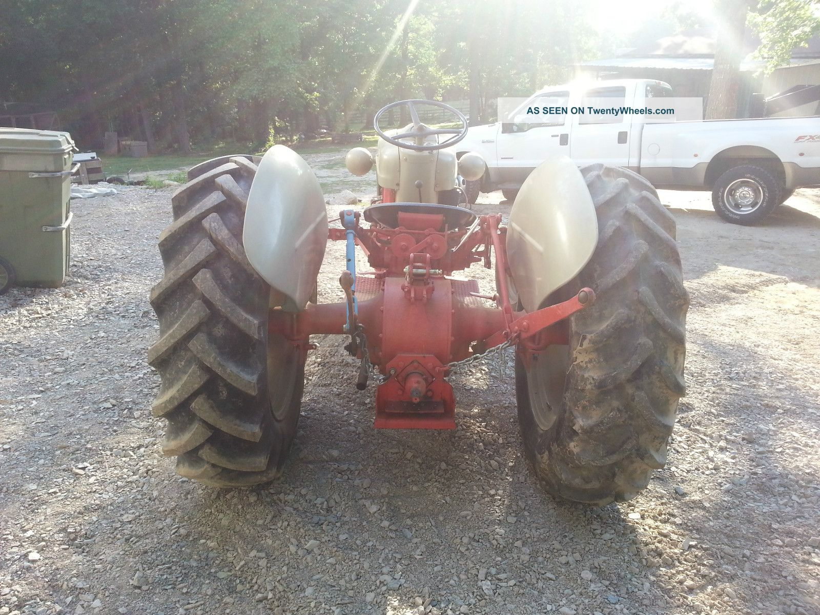 Ford 600 Tractor Serial Number : Ford serial numbers