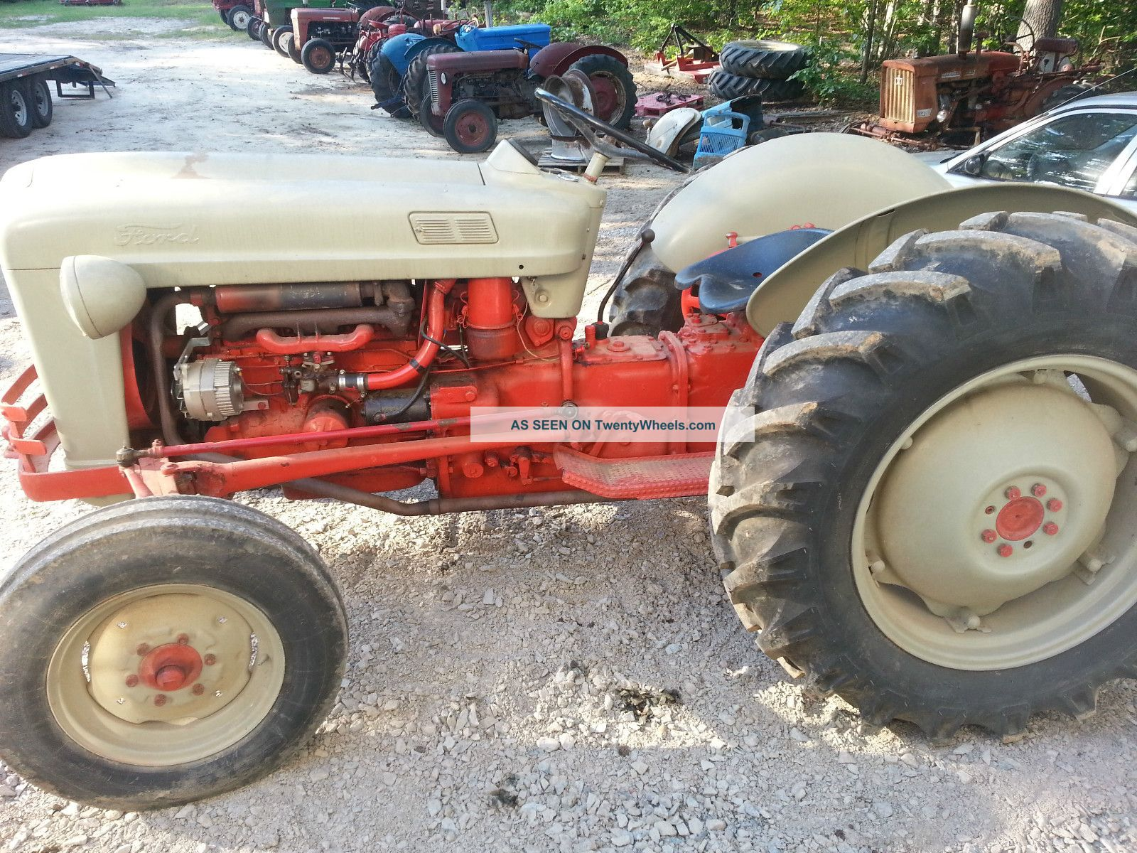Ford 640 Serial Numbers : Ford tractor serial number autos post