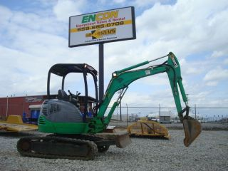 Jcb 8030 Mini Excavator 20