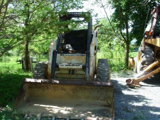 Bobcat 943 - Only 1,  855 Hours - photo
