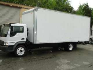 2006 Ford Lcf Box Truck photo