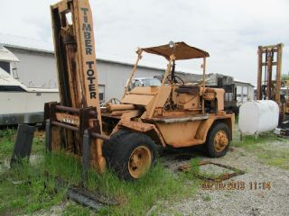 50,  000 Lb Forklifts photo