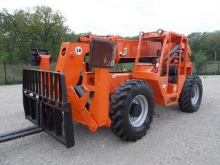 2005 Lull 1044c - 54 Telescopic Telehandler Forklift Lift 10000 Lb Capacity photo