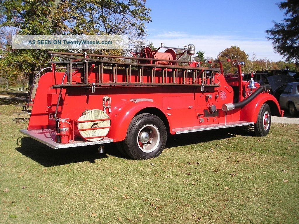 1950 To 1965 Mack Trucks : Mack