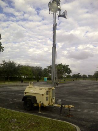 2006 Ingersoll Rand Light Tower photo