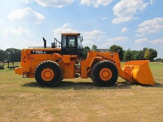2004 Hyundai Hl780 - 3a Wheel Loader Tractor photo